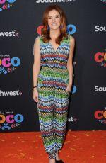 ANNELISSE VAN DER POL at Coco Premiere in Los Angeles 11/08/2017