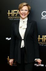 ANNETTE BENING at 2017 Hollywood Film Awards in Beverly Hills 11/05/2017