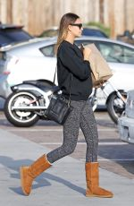 APRIL LOVE GEARY Out Shopping in Malibu 11/26/2017