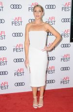 ARI GRAYNOR at The Disaster Artist Gala at AFI Fest 2017 in Los Angeles 11/11/2017
