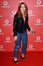 ARIELLE FREE at Vodafone Passes Launch in London 11/01/2017