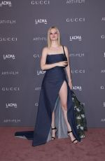 ARVIDA BYSTROM at 2017 LACMA Art + Film Gala in Los Angeles 11/04/2017