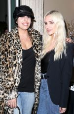 ASHLEE SIMPSON at Partypoppost at Peninsula in Beverly Hills 11/03/2017