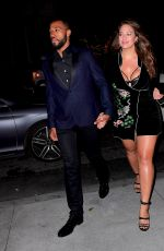 ASHLEY GRAHAM Arrives at Sophie Turner and Joe Jonas Engagement Party in New York 11/04/2017