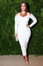 ASHLEY GRAHAM at 14th Annual Cfda/Vogue Fashion Fund Awards in New York 11/06/2017