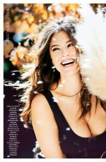 ASHLEY GRAHAM in Grazia Magazine, November 2017