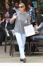 ASHLEY GREENE Out for Lunch in Hollywood 10/31/2017