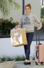 ASHLEY GREENE Out Shopping in Beverly Hills 11/08/2017