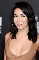 ASHLEY IACONETTI at Justice League Premiere in Los Angeles 11/13/2017