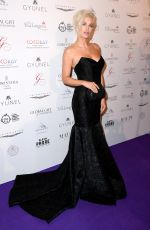 ASHLEY JAMES at Global Gift Gala in London 11/18/2017