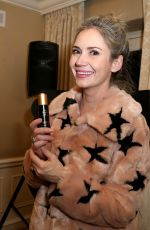 ASHLEY JONES at Partypoppost at Peninsula in Beverly Hills 11/03/2017
