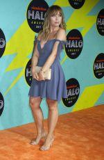 ASHLEY NICHOLE at Nickelodeon Halo Awards in New York 11/04/2017