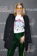 ASHLEY ROBERTS at Gigi Hadid x Maybelline Party in London 11/07/2017