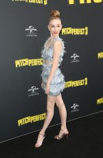 AUDREY FREEMAN at Pitch Perfect 3 Premiere in Sydney 11/29/2017
