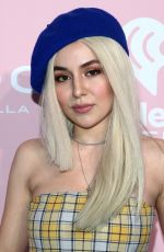 AVA MAX at Variety Hitmakers Awards in Los Angeles 11/18/2017