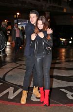 BAILEE MADISON Arrives at Air Canada Centre in Toronto 11/09/2017