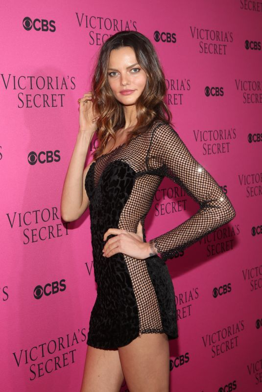 BARBARA FIALHO at 2017 Victoria's Secret Fashion Show Viewing Party in New York 11/28/2017