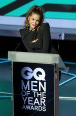 BARBARA PALVIN at GQ Men of the Year Awards in Lisbon 11/11/2017