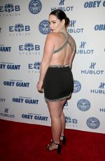 BEAU DUNN at Elysium Bandini Studios Presents Obey Giant in Los Angeles 11/07/2017