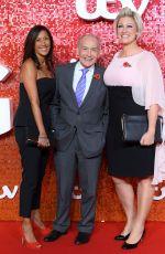 BECKY MANTIN at ITV Gala Ball in London 11/09/2017
