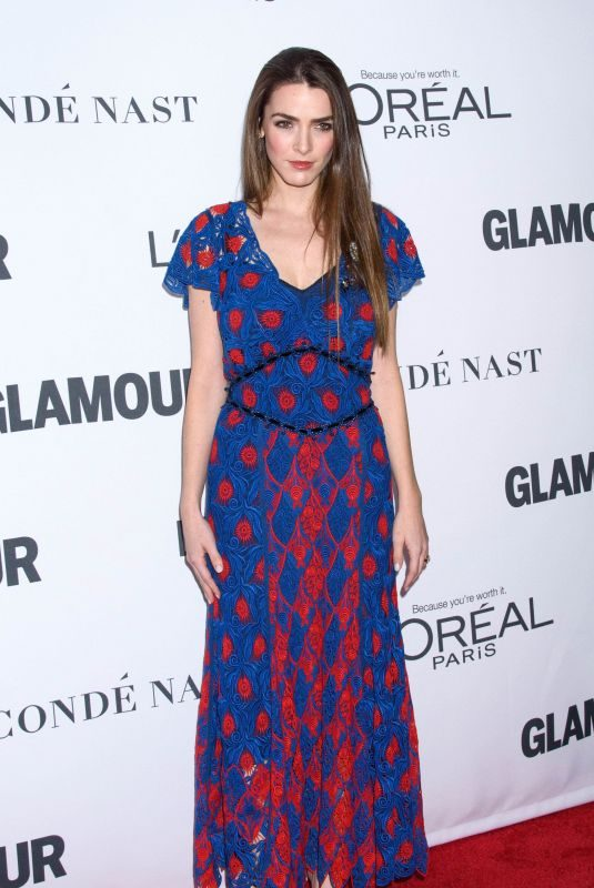 BEE SHAFFER at Glamour Women of the Year Summit in New York 11/13/2017