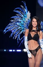 BELLA HADID at 2017 Victoria's Secret Fashion Show in Shanghai 11/20/2017