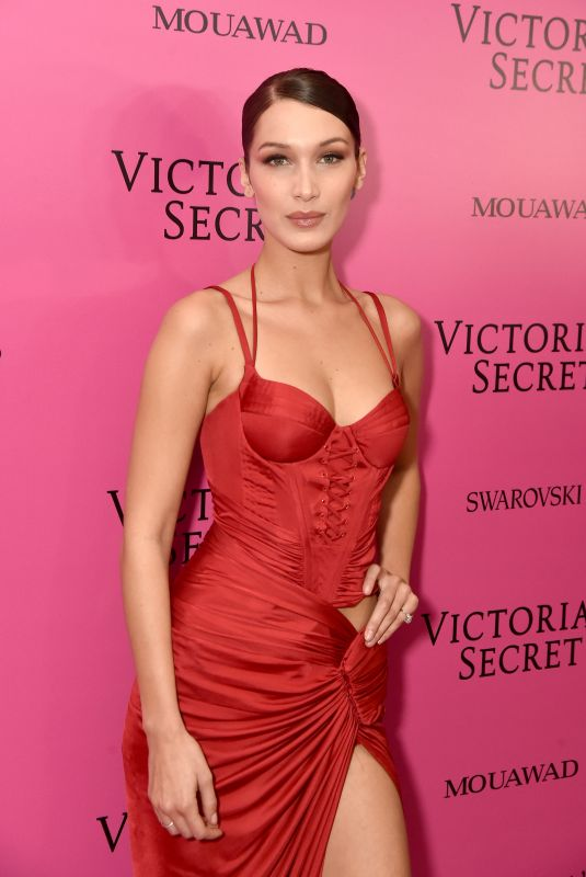 BELLA HADID at 2017 VS Fashion Show After Party in Shanghai 11/20/2017