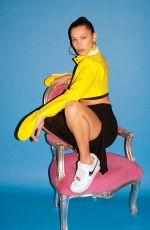 BELLA HADID for Footwear News Magazine, November 2017
