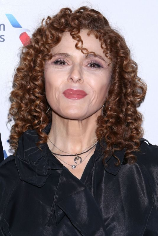 BERNADETTE PETERS at Band's Visit Opening Night at Barrymore Theatre in New York 11/10/2017