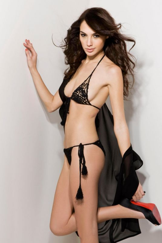 Best from the Past - GAL GADOT for FHM Magazine, 2009
