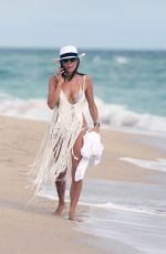 BETHENNY FRANKEL in Bikini at a Beach in Miami 11/27/2017