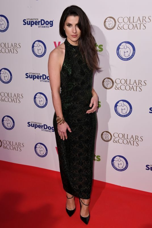 BIANCA BOWE PHILLIPS at Collars & Coats Gala Ball in London 11/02/2017