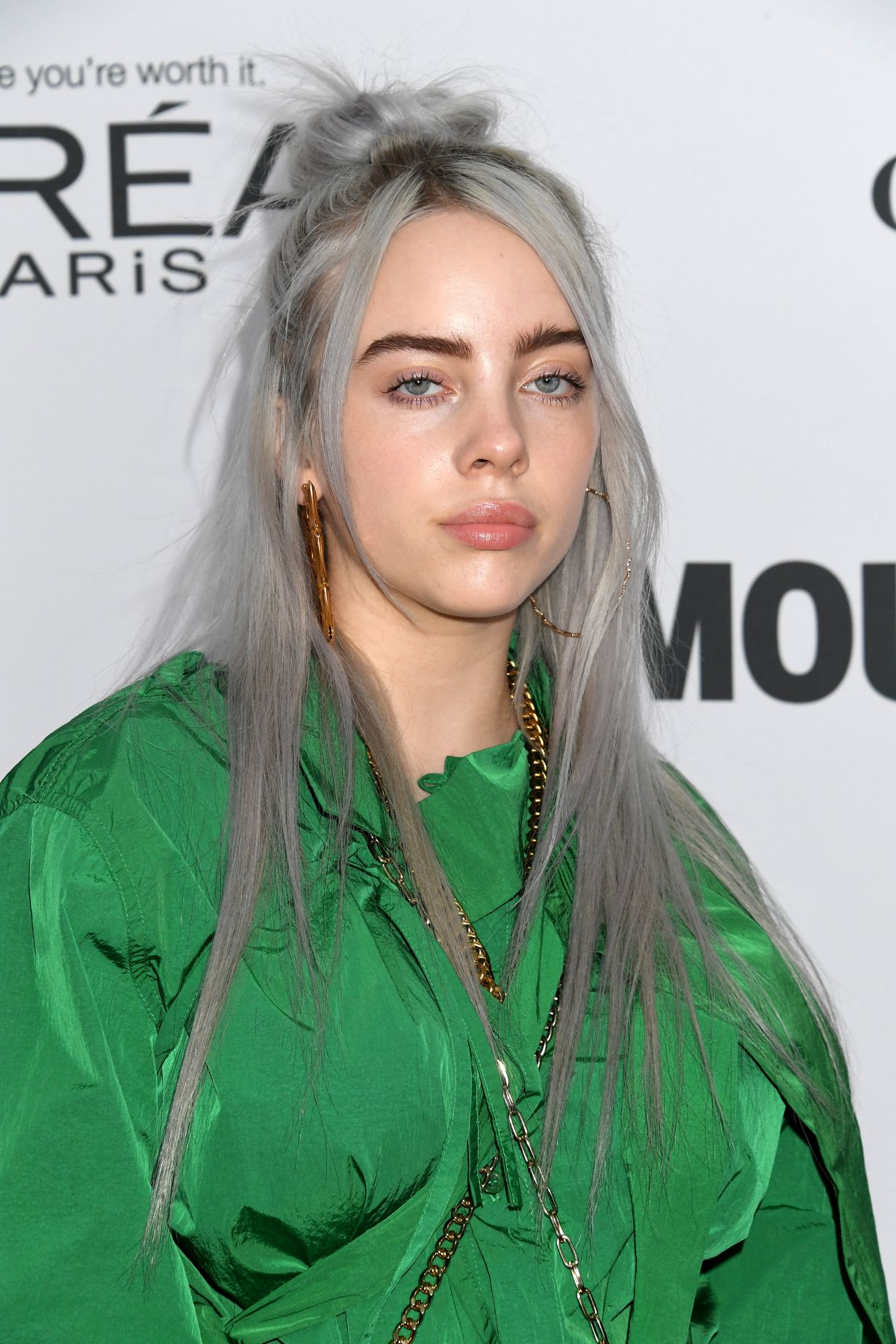BILLIE EILISH at Glamour Women of the Year Summit in New ...
