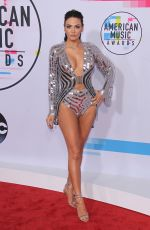 BLEONA QERETI at American Music Awards 2017 at Microsoft Theater in Los Angeles 11/19/2017