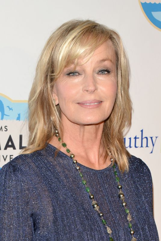 BO DEREK at An Evening with Wildaid in Beverly Hills 11/11/2017