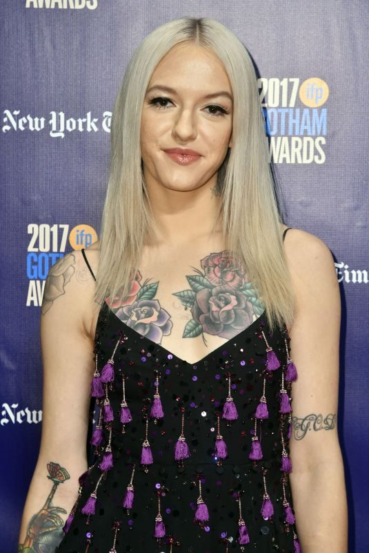 BRIA VINAITE at 2017 IFP Gotham Independent Film Awards in New York 11/27/2017