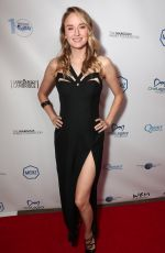 BRIANNA BARNES at 10th Annual Carry Gala in Los Angeles 11/17/2017
