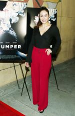 BRIGITTE KALI CANALES at Thumper Premiere in Los Angeles 10/30/2017