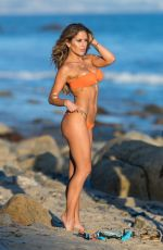 BRITNEY PALMER in Bikini for Fitness Gurls Photoshoot in Malibu 11/24/2017