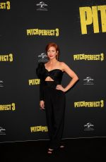 BRITTANY SNOW at Pitch Perfect 3 Premiere in Sydney 11/29/2017