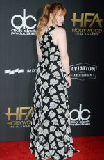 BRYCE DALLAS HOWARD at 2017 Hollywood Film Awards in Beverly Hills 11/05/2017