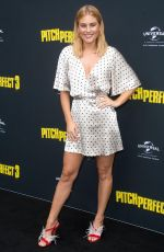 CARISSA WALFORD at Pitch Perfect 3 Premiere in Sydney 11/29/2017
