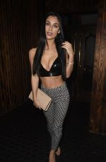 CALLY JANE BEECH at Gym King Footasylum Womens Launch in Manchester 11/04/2017