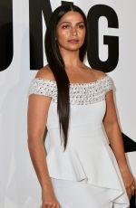 CAMILA ALVES at Samsung Annual Charity Gala 2017 in New York 11/02/2017