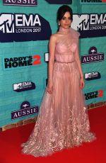 CAMILA CABELLO at 2017 MTV Europe Music Awards in London 11/12/2017