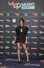 CAMILA CABELLO at 2017 Principales Music Awards in Madrid 11/11/2017