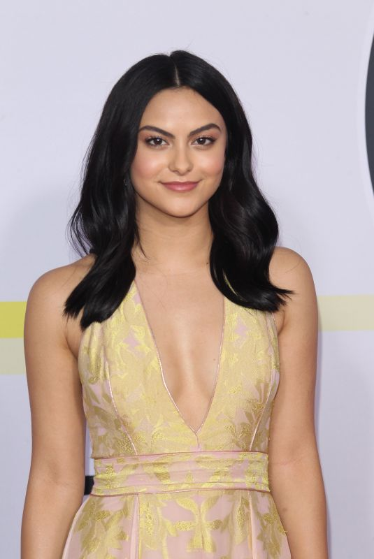 CAMILA MENDES at American Music Awards 2017 at Microsoft Theater in Los Angeles 11/19/2017