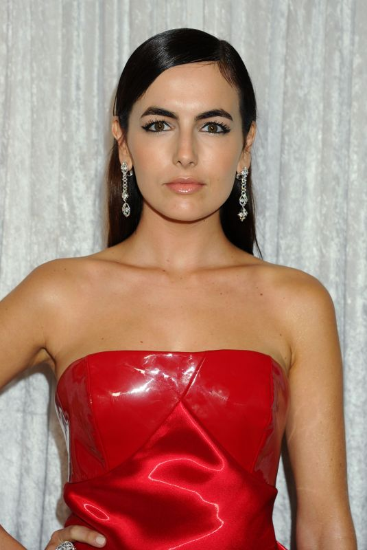 CAMILLA BELLE at Fred Hollows Foundation Inaugural Fundraising Gala in Los Angeles 11/15/2017