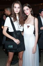CAMILLE HUREL at 2017 Guggenheim International Gala Party in New York 11/15/2017