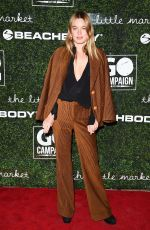 CAMILLE ROWE at 2017 GO Campaign Gala in Hollywood 11/18/2017